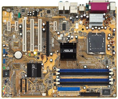 Asus P5GD1 Pro Motherboard