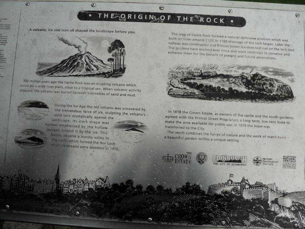 The Origin of the Rock