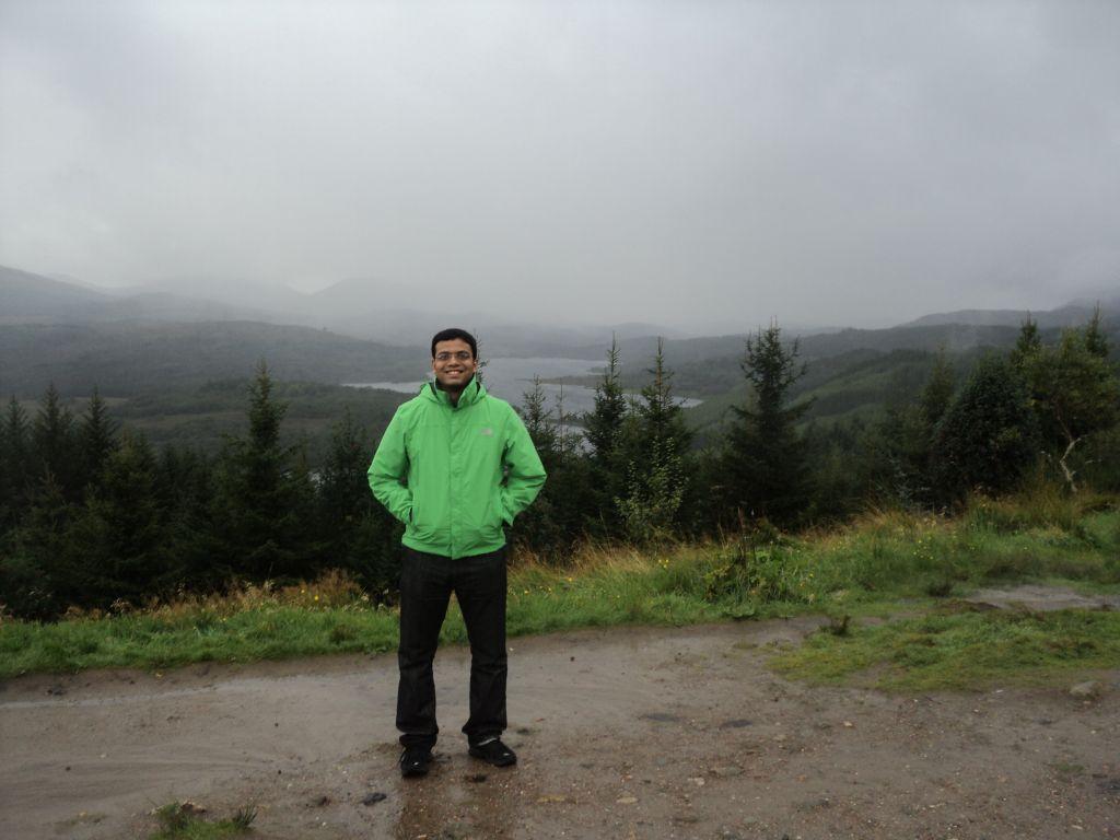 Me at Glencoe