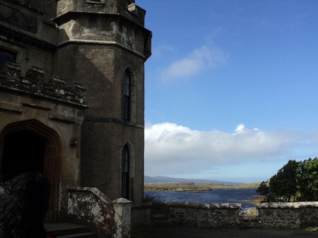 Dunvegan Castle and Loch Dunvegan
