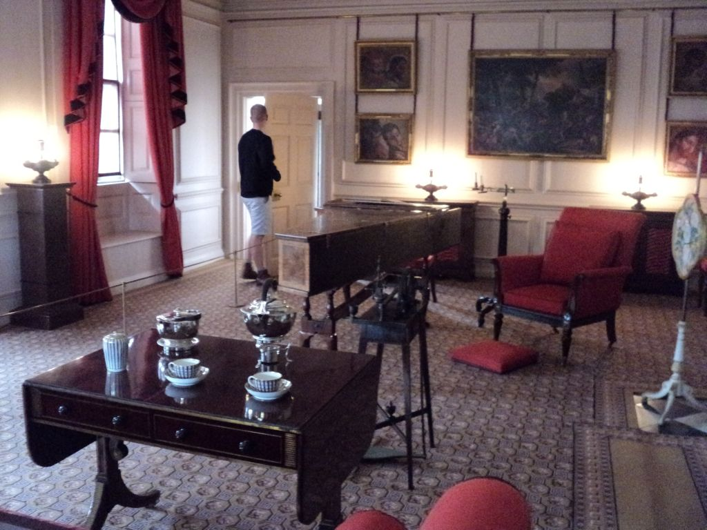 A room in Kew Palace