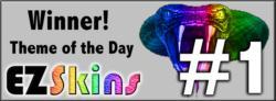 Ezthemes Theme-Of-The-Day award