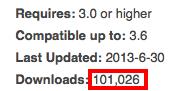 Top 10 - 100k downloads