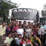 An Industrial Visit and A Fresher's Party