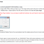 Contextual Related Posts v2.2.0