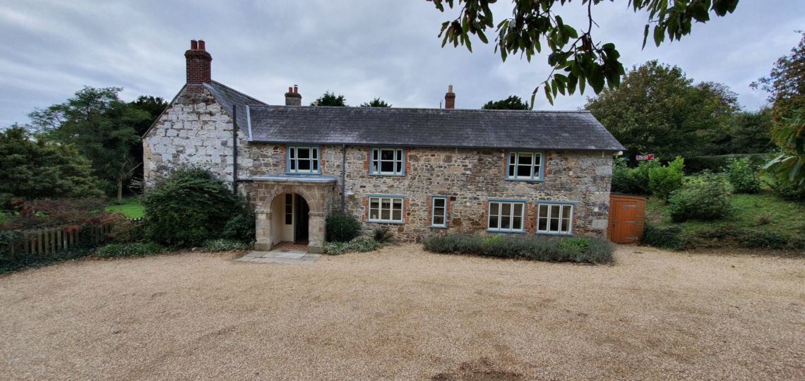 Mottistone Manor Farmhouse