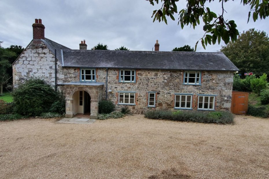 Mottistone Manor Farmhouse