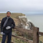 The White Cliffs of Dover and Hever Castle