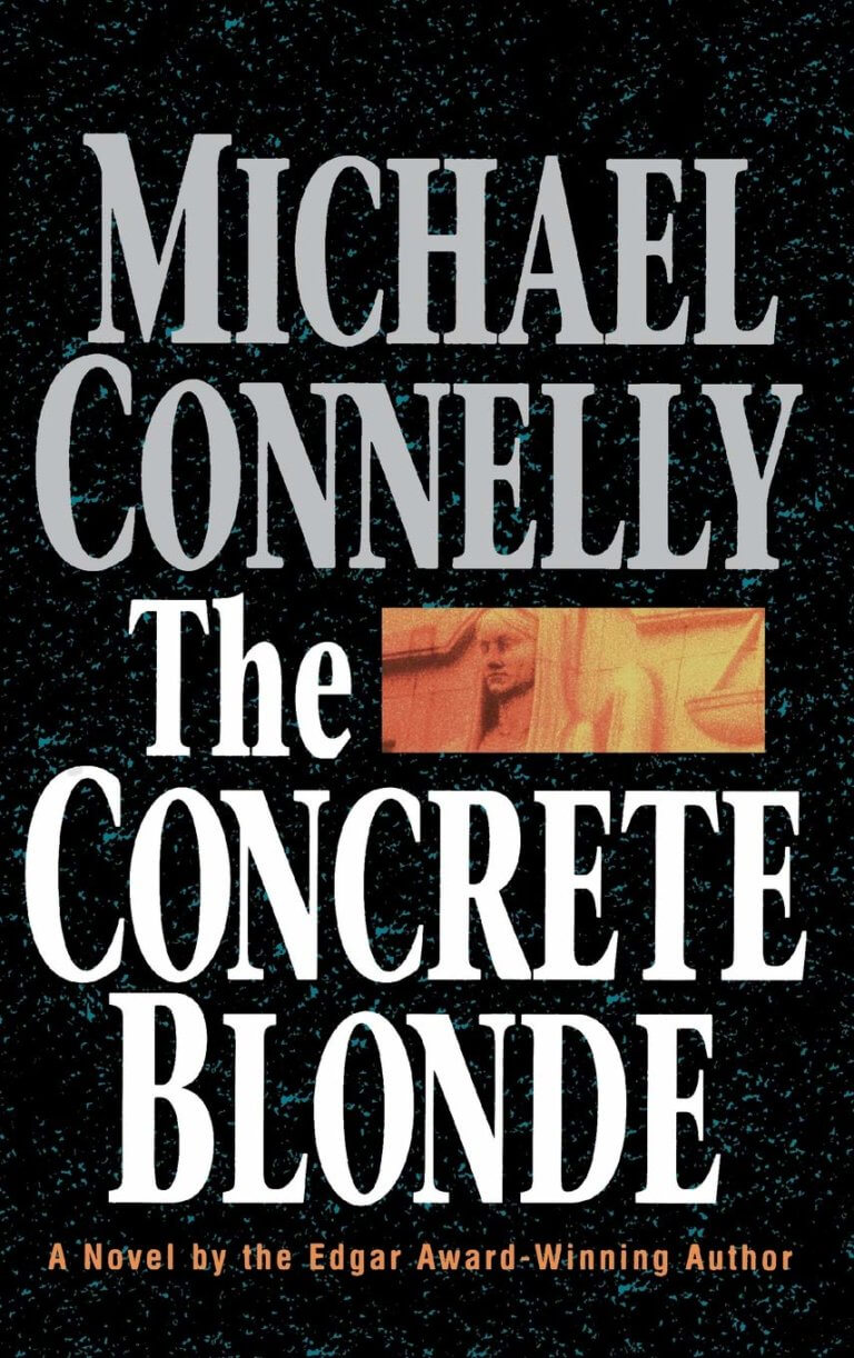 Michael Connelly - The Concreate Blonde