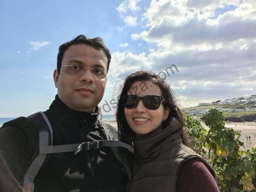 Ashwina and Ajay