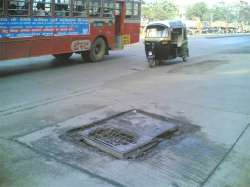 Manhole 03 - Day 01