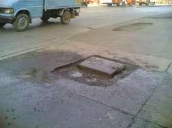 Manhole 03 - Day 06