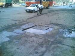 Manhole 3 - Day 08