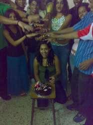Blessings for the birthday girl