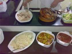 Food! Glorious Food!