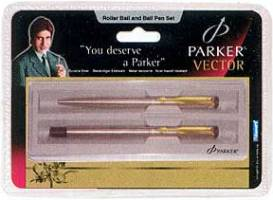 Parker Pens (not the same one I was gifted)